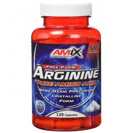 L-Arginina 120 caps Amix