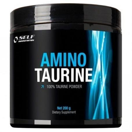 Amino Taurine 200g Self Omninutrition